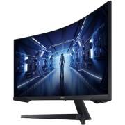 Monitor curbat gaming LED VA Samsung Odyssey WQHD