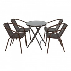 SET MOBILIER 5 PIESE ROYAL