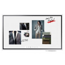 """Pachet Samsung Flip2 65"""": monitor + tray + suport perete (Landscape only)"""