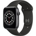 Smartwatch Apple Watch 6 Black Sport Band