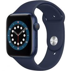 Smartwatch Apple Watch 6 Deep Navy Sport Band