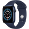Smartwatch Apple Watch 6 Deep Navy Sport Band