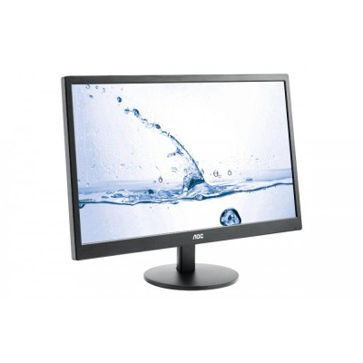 Monitor LED Aoc M2470SWH Full HD Black