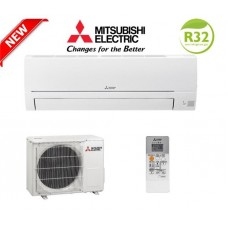 Aer conditionat Mitsubishi Electric R32 inverter MSZ-HR35VF+MUZ-HR3 12000Btu