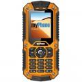 Telefon mobil myPhone Hammer Orange Dual Sim