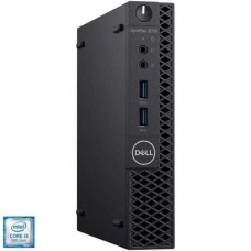 Desktop Dell OptiPlex 3070 MFF Intel Core i3-9100T Quad Core Win 10