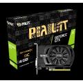 Placa video Palit GeForce GTX1650 StormX OC 4GB GDDR5