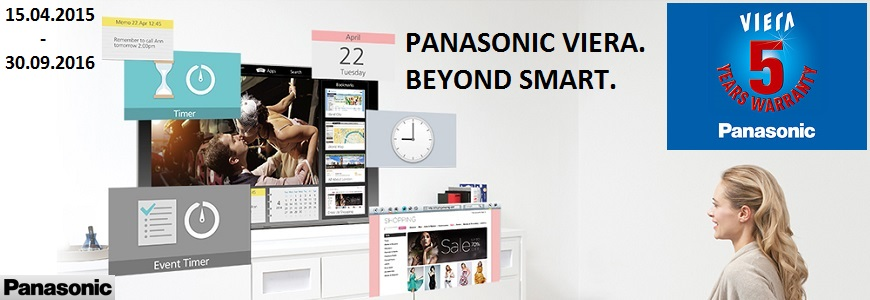 Panasonic tv