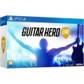Accesoriu Sony PlayStation 4 Guitar Hero Live Bundle joc + chitara