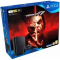 Consola Sony PlayStation 4 Slim 1Tb SO-9856269 Chassis Black + Joc Tekken 7