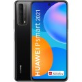 Telefon mobil Huawei P Smart 2021 Dual SIM 128GB 4G Midnight Black