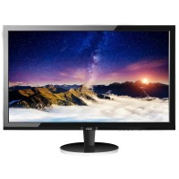 Monitor LED Aoc Q2778VQE WQHD 2K Black