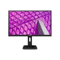 Monitor LED AOC Q27P1 WQHD Negru