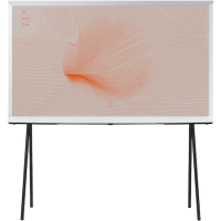 QLED TV Smart Samsung The Serif 49LS01T 4K UHD