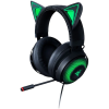 Casti gaming Razer Kraken 2019 Kitty Edition Negru