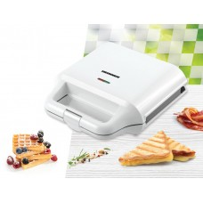 Aparat de facut sandwich-uri Heinner SM-2H700WH