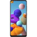 Telefon mobil Samsung Galaxy A21s Dual SIM 32GB 4G Prism Crush Black