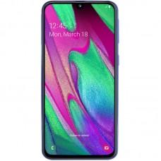 Telefon mobil Samsung Galaxy A40 64Gb Dual Sim LTE Blue