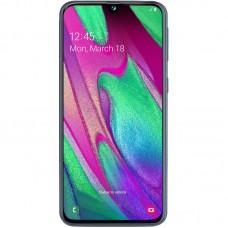Telefon mobil Samsung Galaxy A40 64Gb Dual Sim LTE Black