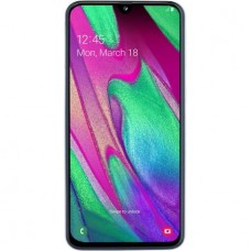 Telefon mobil Samsung Galaxy A40 64Gb Dual Sim LTE White