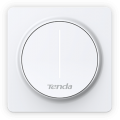Intrerupator WIFI inteligent cu variator (dimmer) Tenda SS9