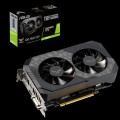 Placa video Asus NVIDIA TUF-GTX1660Ti-O6G 6GB GDDR6