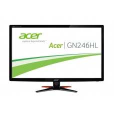 Monitor LED Acer GN246HLBBID Full Hd Negru