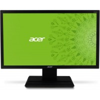 Monitor LED Acer V206HQLAB Black