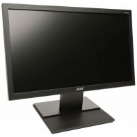 Monitor LED Acer V196HQLB Black