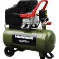 Compresor Heinner VCMP001 24L 2CP 8Bar