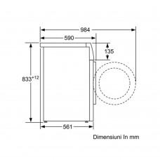 Masina de spalat Bosch WAB20262BY