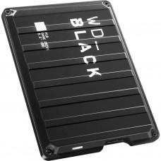 HDD extern Western Digital P10 Game Drive compatibil cu PS4 5TB