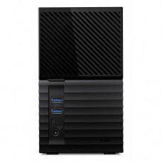 HDD extern Western Digital My Book Duo WDBFBE0160JBK-EESN 16 Tb