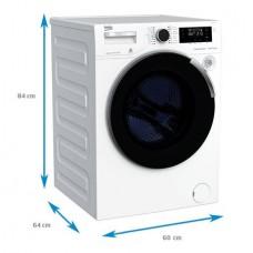 Masina de spalat Beko WTE10744XWAT