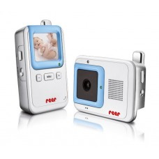Baby monitor digital Reer APOLLO cu camera video de supraveghere